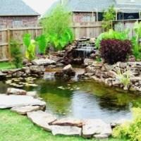 Пруд в саду - выбор места расположения