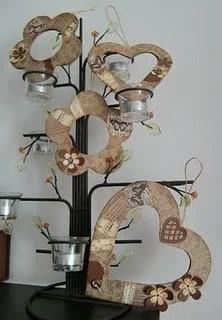 дерево хендмейд
