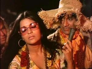 Hare Rama Hare Krishna / Брат и сестра