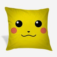 Pokemon Pikachu Pillow Case from cushionidea.com