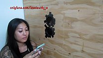glory hole asian get facial