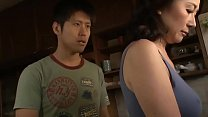 Hot Japanese MILF Home Alone With Stepson