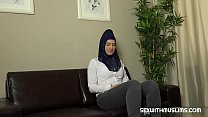 Marry is Slovak Muslim girl, who likes to fuck. She has big roung ass and big saggy boobs. Her guy licked her pussy and fingered her anal. She loves it!
