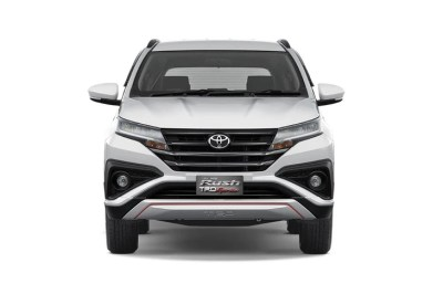 Toyota Rush in SA (2018) Pricing Details - Cars.co.za