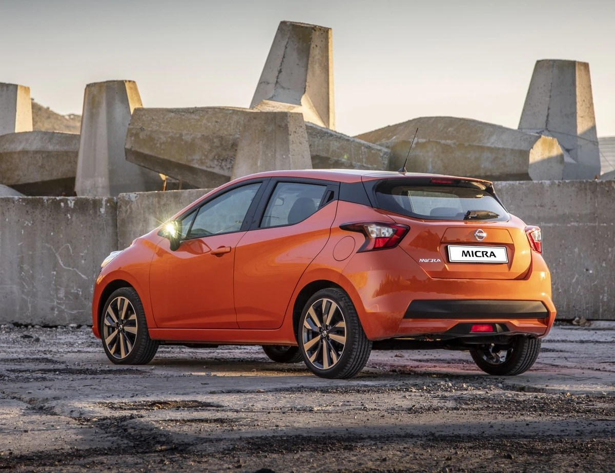 Nissan Micra Cars Nissan Micra 2018 Specs And Price Cars Co Za
