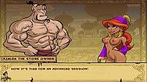 Akabur's Disney's Aladdin Princess Trainer princess jasmine 35