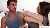 Virgin stepbrother fuck  by stepsis