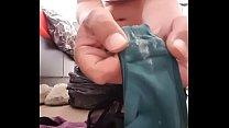 Wifes dirty panties