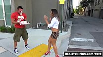 RealityKings - 8th Street Latinas - Cake Mess starring Johnny Castle and Mariah
