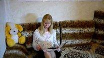 My blonde skinny wife hardcore home video (new)
