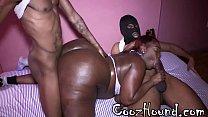 bbw ebony loves anal sex