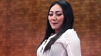Videos Sasha Carissa HD 720p Hot Bugil Popular Magazine 21   VID-20180731-WA0043