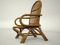 Simple Bamboo Chairs