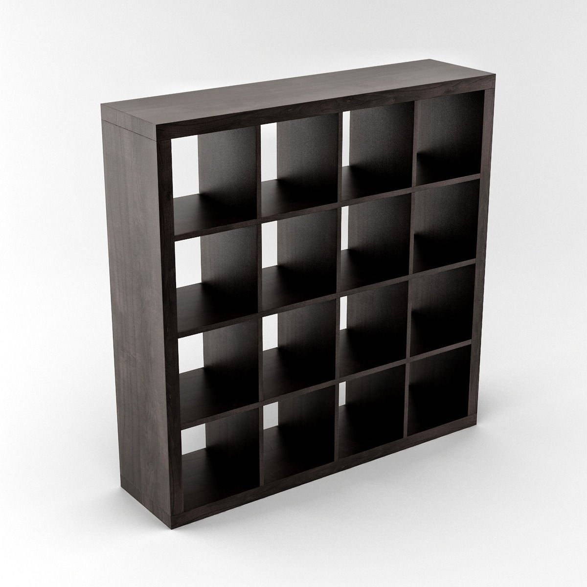 Ikea Expedit Schubladen Ikea Expedit Shelving Unit 04 3d Model Max Cgtrader