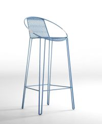 Tait Volley Dining Lounge Bar Stool Rocker... 3D Model MAX ...