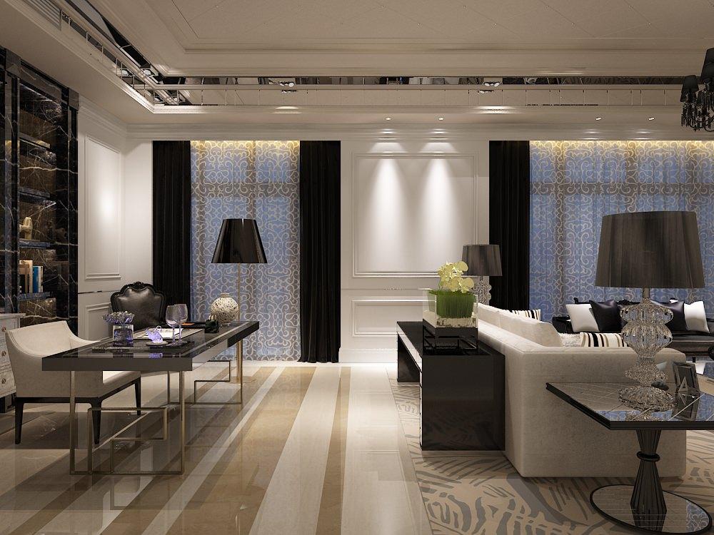 Desk In Living Room ~ Home \ Interior Design - desk in living room