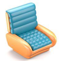 Futuristic design chair 3D Model .obj .fbx .stl .blend ...