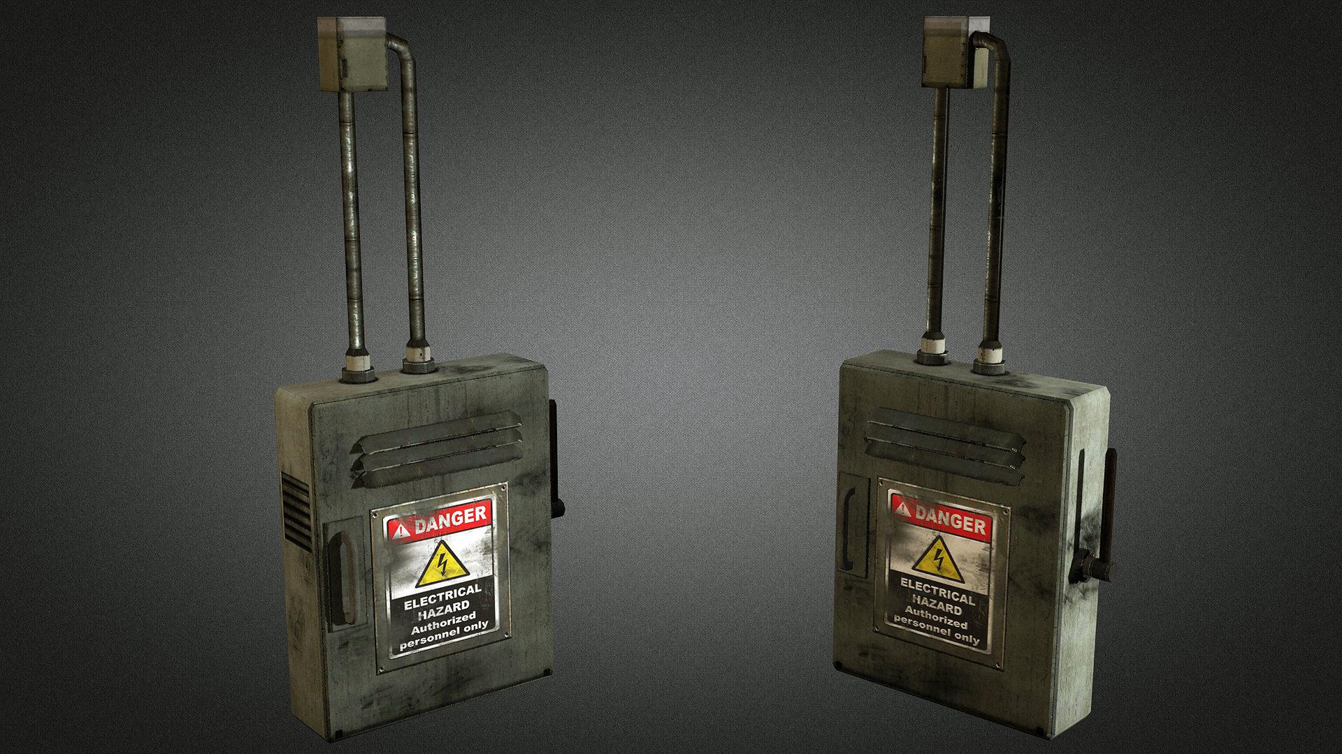 military fuse box