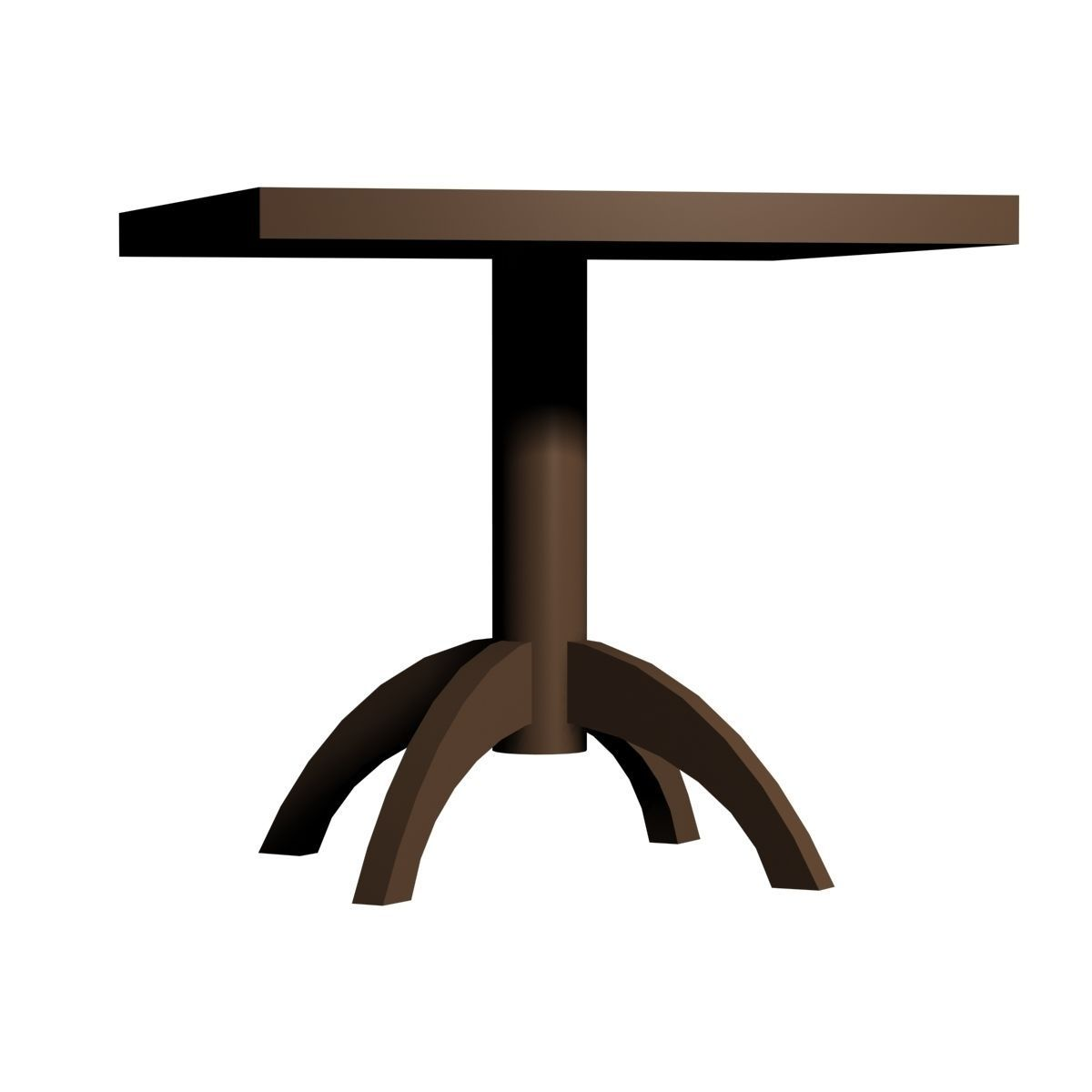 Max A Table Table Free 3d Model Max Cgtrader