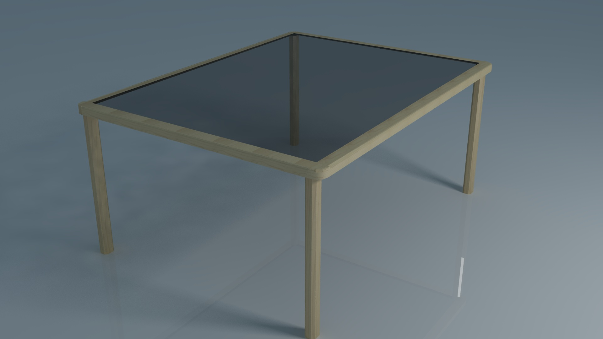 Table Glasses Glass Table Free 3d Model Game Ready Max Cgtrader