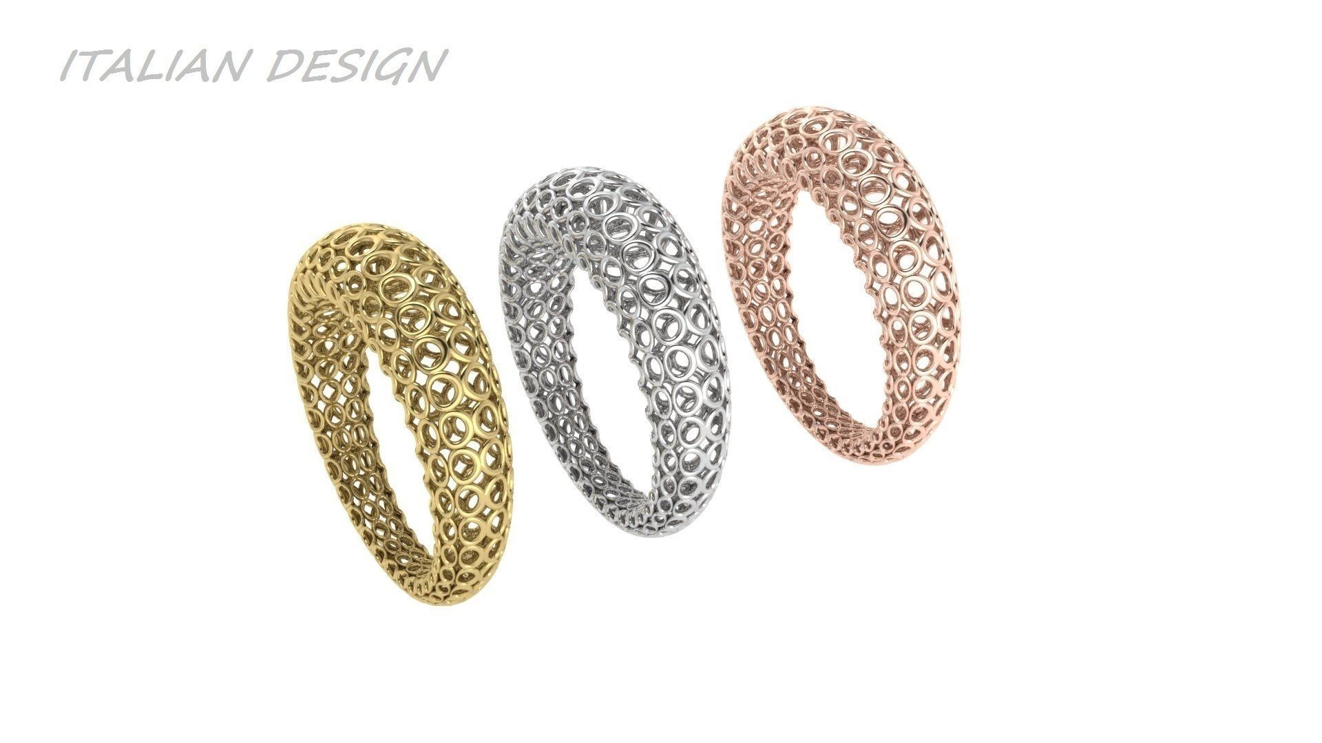 Italy Design Jewelry 3d Print Model Ring Italy Cgtrader