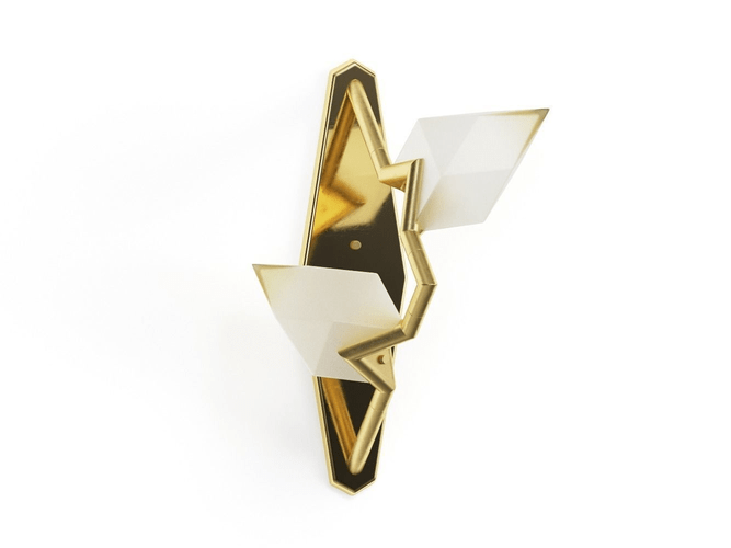 Bec Brittain Seed Sconce 3d Cgtrader