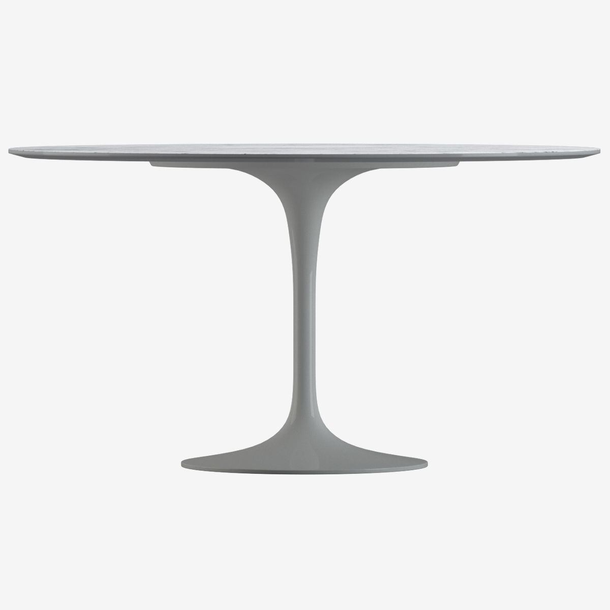 Knoll Table Knoll Saarinen Dining Table 3d Model