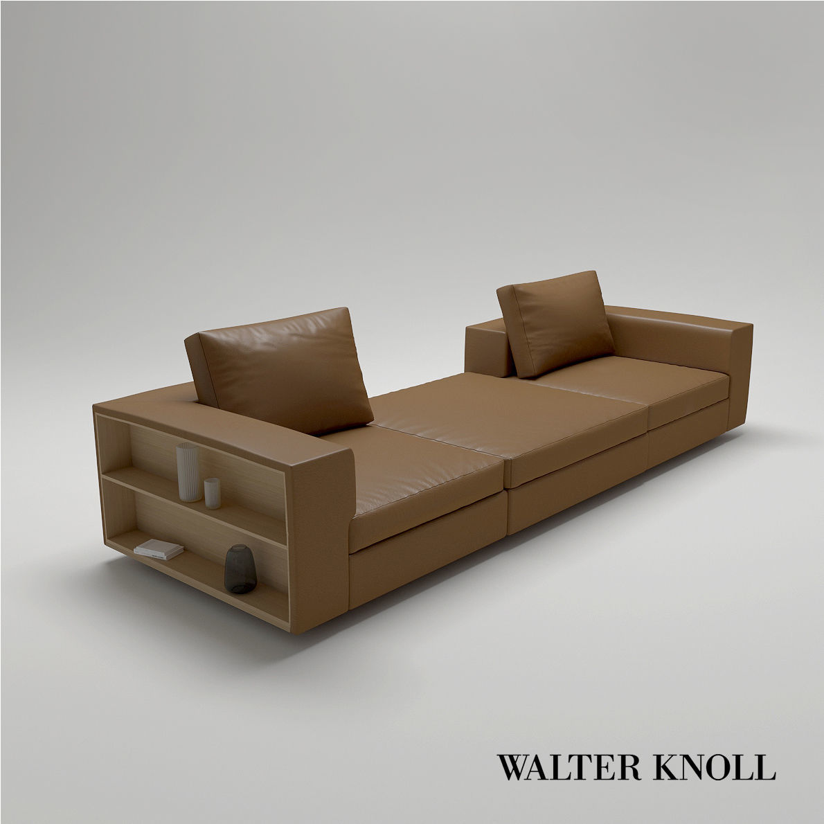 Walter Knoll Sofa Sofa Living Landscape 750 From Walter Knoll Design By Eoos 3d Model