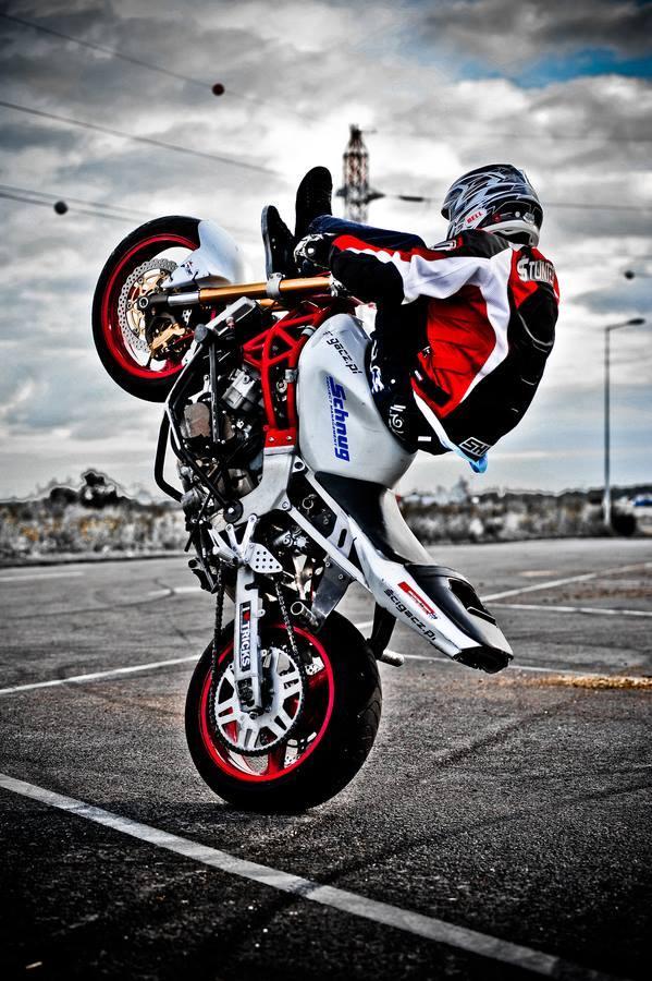 My Girl Wallpaper Stunt Na Motocykle Zszywka Pl