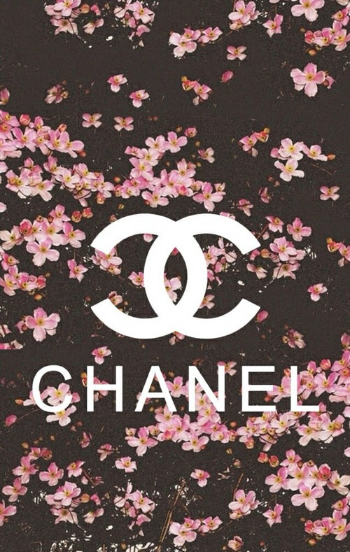 Iphone 5 Wallpaper Gold Chanel Na Tapety Zszywka Pl