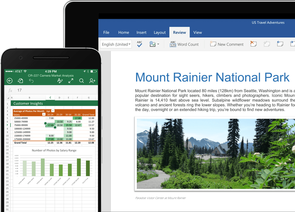 Office.com Microsoft Office Mobile Apps For Android Word Excel Powerpoint