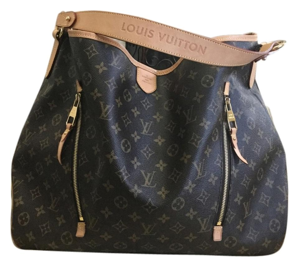 Louis Vuitton Tivoli Vs Palermo Louis Vuitton Delightful Stunning Gm Excellent Date Code Sd3141 Made In The Usa Monogram Canvas And Leather Shoulder Bag
