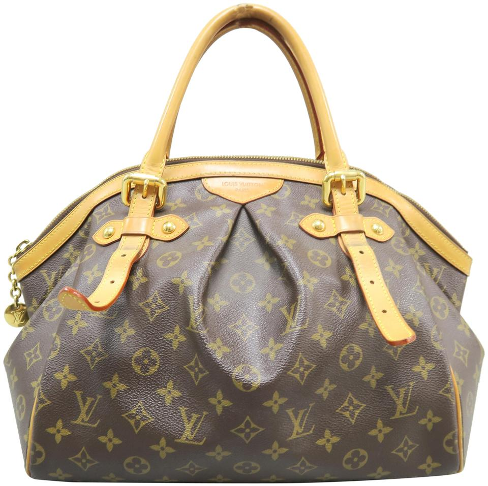 Tivoli Gm Louis Vuitton Tivoli Gm Monogram Brown Canvas Tote