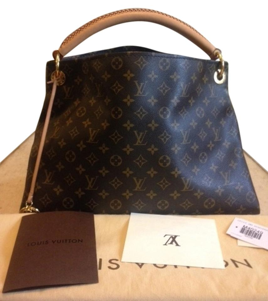 Louis Vuitton Tivoli Vs Palermo Louis Vuitton Artsy Mm In Excellent Condition Date Code Gi5101 Made In Spain With Dustbag And Receipt Monogram Canvas Shoulder Bag