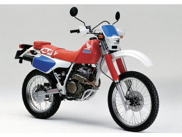 HONDA XLR250 Parts and Technical Specifications - Webike Japan