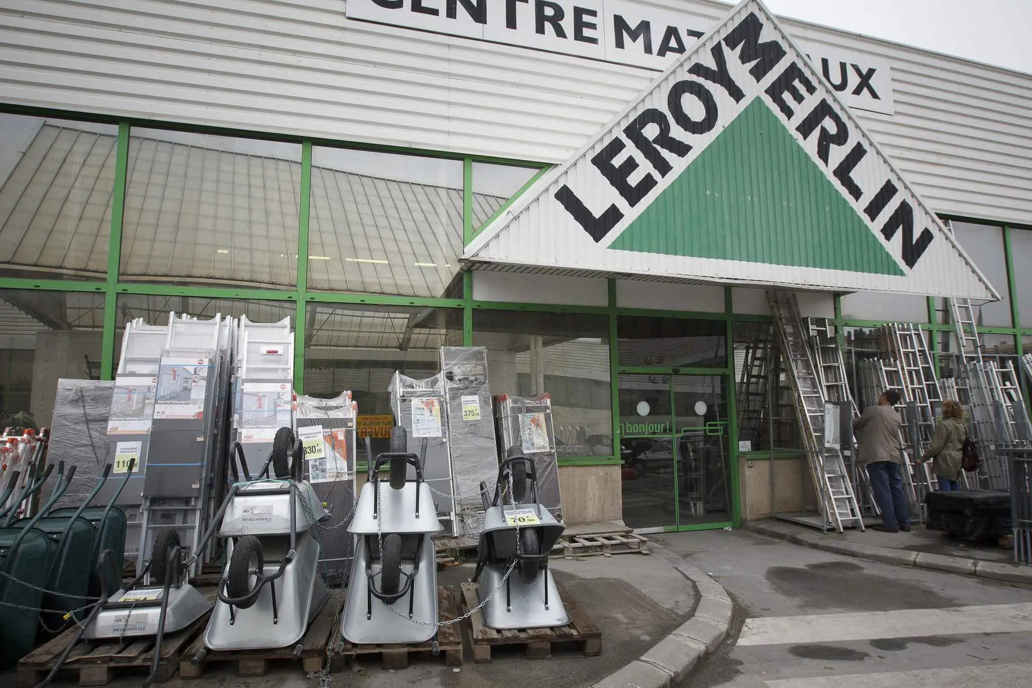 Leroy Merlin Nice Ouvert Dimanche Magasin Leroy Merlin Leroy Merlin Teste Le Click And Collect Le