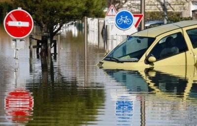 Montée des eaux: Le coût des digues moins élevé que celui ...