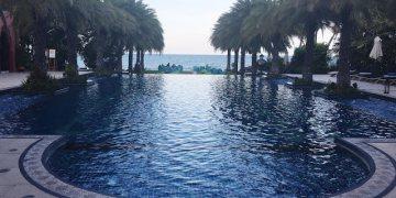 〔泰國華欣〕馬拉喀什Spa度假海景飯店,房內及戶外泳池、海邊Bar、好吃餐廳