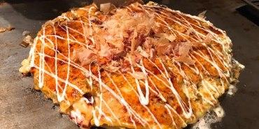【大阪】奈良美食明石燒おかる,適合看完小鹿以後大吃一頓的餐廳