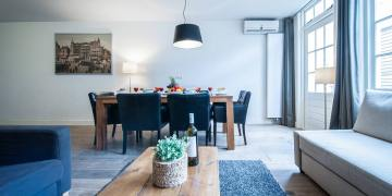荷蘭住宿|適合多人入住的質感阿姆斯特丹港公寓,Amsterdam Harbour Apartments