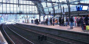荷蘭交通|從阿姆斯特丹前往巴黎,初體驗大力士火車搭乘過程