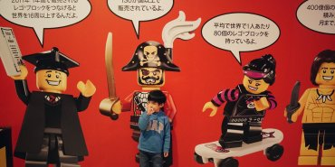 東京旅行 小孩一進去就上癮的台場樂高樂園LEGOLAND