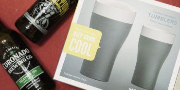 好物推薦|別讓炎炎夏日壞了啤酒風味,芬蘭 Magisso Self-Cooling 啤酒專用杯讓啤酒保持低溫更好喝