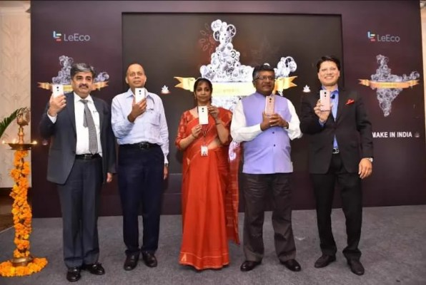 LeEco Indian manufacturing plant inaugaration