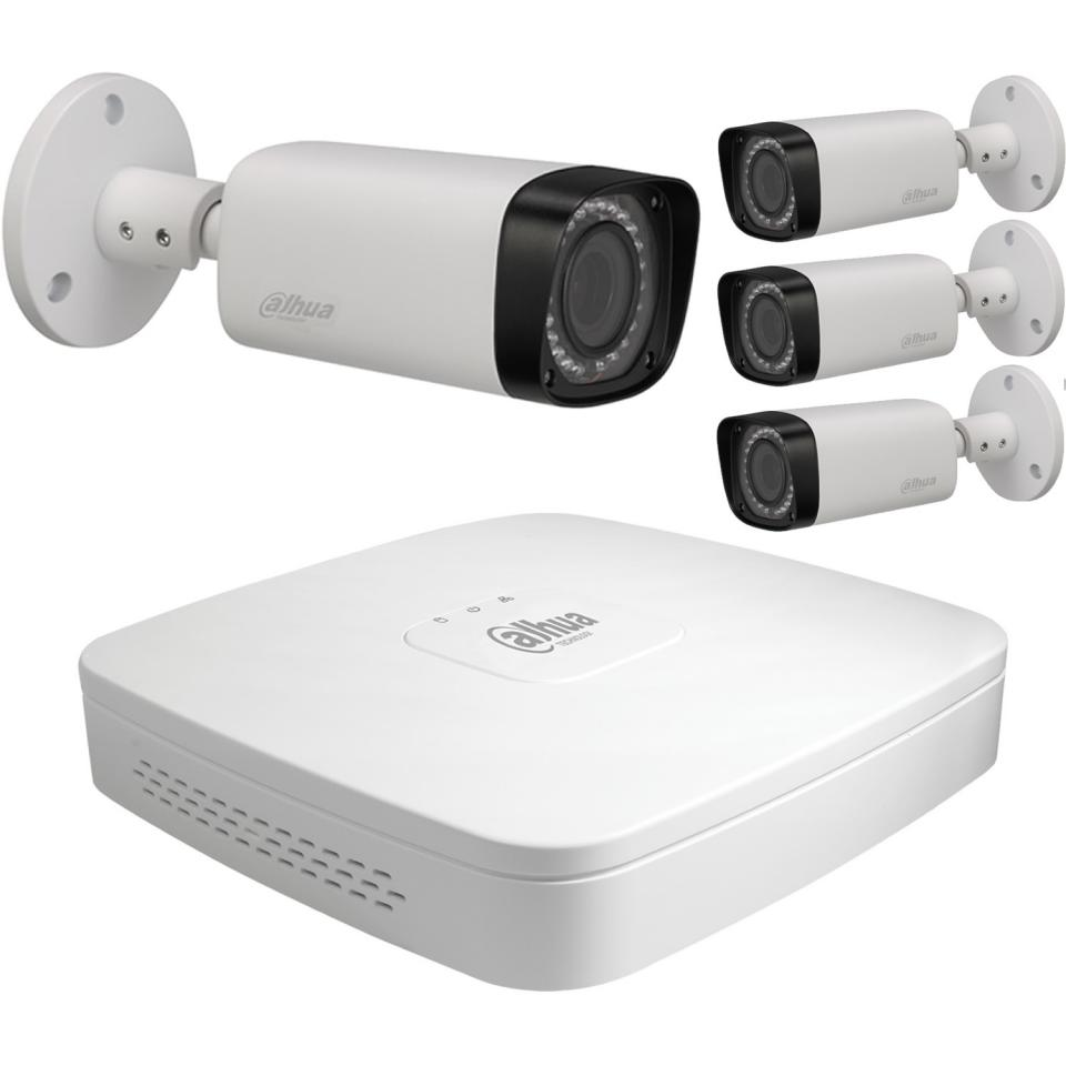 Kit Video Surveillance Exterieur Filaire Kit Video Surveillance Hd
