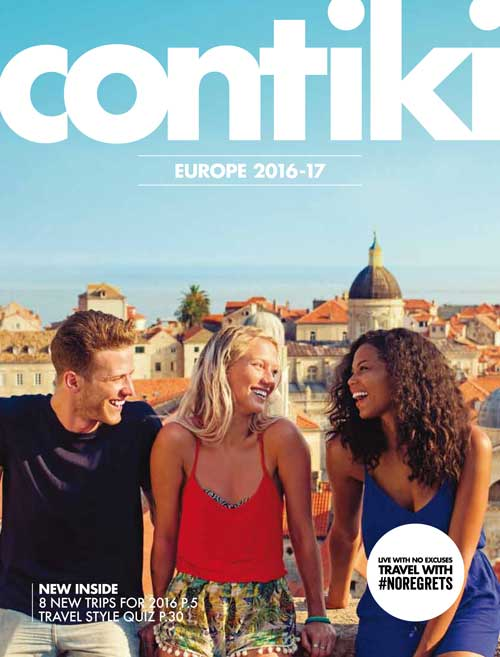 Contiki Vacations Group Tours For Adults Age 18 35 Escape Official Blog From