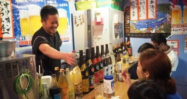近沖繩國際通 高cp值啤酒燒烤店「龍屋」