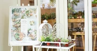 台中西區⎮ORIGIN小原咖啡 小清新早午餐&甜點
