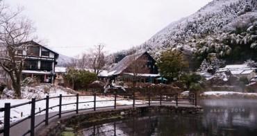 【九州大分】湯布院(由布院)散策(下) 湯の坪街道、金麟湖