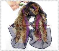Fashion Silk Like Scarves Shawls Wraps Scarfs Women ...